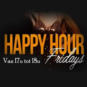 vierkant HAPPYHOUR
