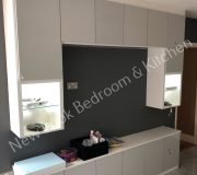 Bedroom and Kitchen in Milton Keynes