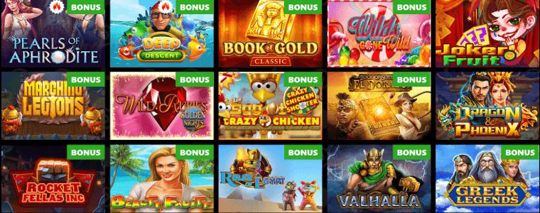 Betnspin Casino: 20 Free Spins No Deposit