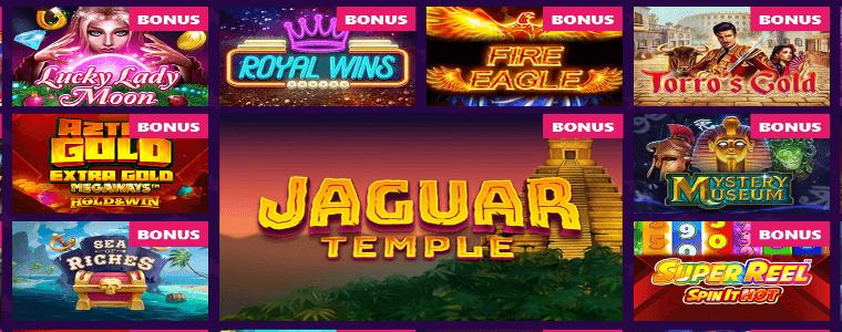 Wintika Casino: 20 Free Spins No Deposit