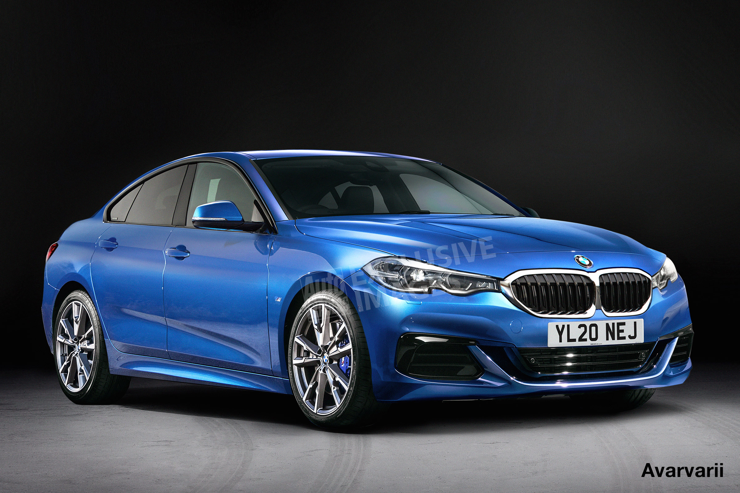 New 2020 Bmw 2 Series Gran Coupe Shaping Up Newscabal