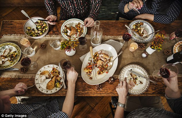 Aaron E Carroll, a nutritionist and physician at Indiana University, and Liz Weinandy, a registered dietitian at Ohio State University, explain why there is no point worrying about indulgence on Thanksgiving
