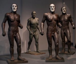 Elisabeth Frink's Riace Warriors.