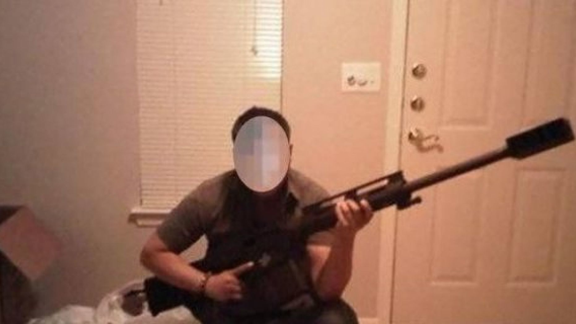 A former U.S. military man who reportedly worked for cartel snitch Edgar Galvan.