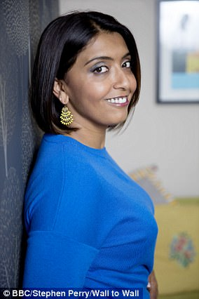 Divorcee:Actress Sunetra Sarker also announced her marriage split after starring on Strictly