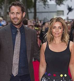 Divorced:Louise Redknapp appeared on the series in 2016, after which she and Jamie were said to be facing marital issues