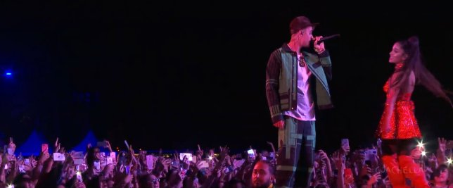 Ariana Grande Brings Justin Bieber Out During Coachella 2019 Set As He Teases New Album Newscabal