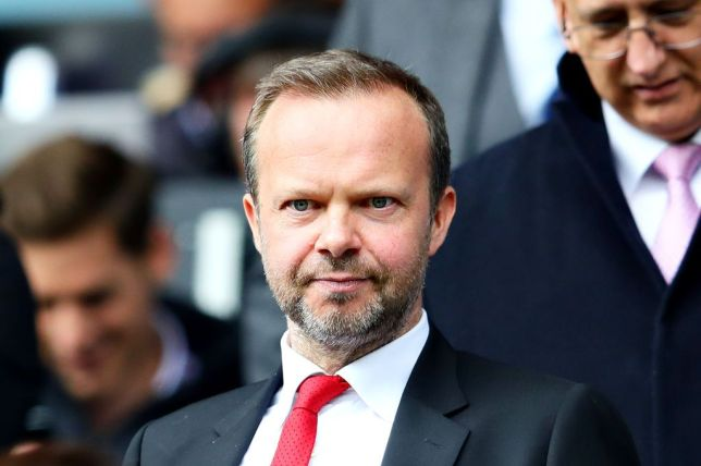 Ed Woodward will remain in charge of Manchester United's transfers