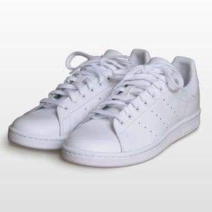 Poster boys … Adidas Stan Smith shoes.