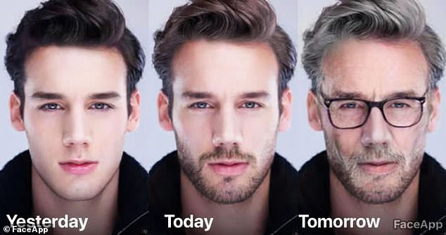 Faceapp suffered similar backlash after users uploaded their pictures in hopes of getting a glimpse into their future, elderly, visage.