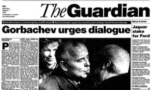 The Guardian, 7 October 1989.