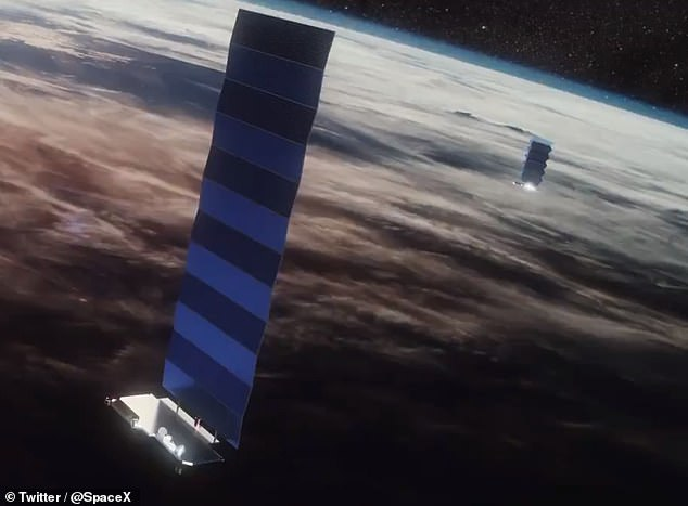 SpaceX is close to a 'de-factor monopolisation' of space due to its thousands of satellites, claims the head of European space launch firm Arianespace