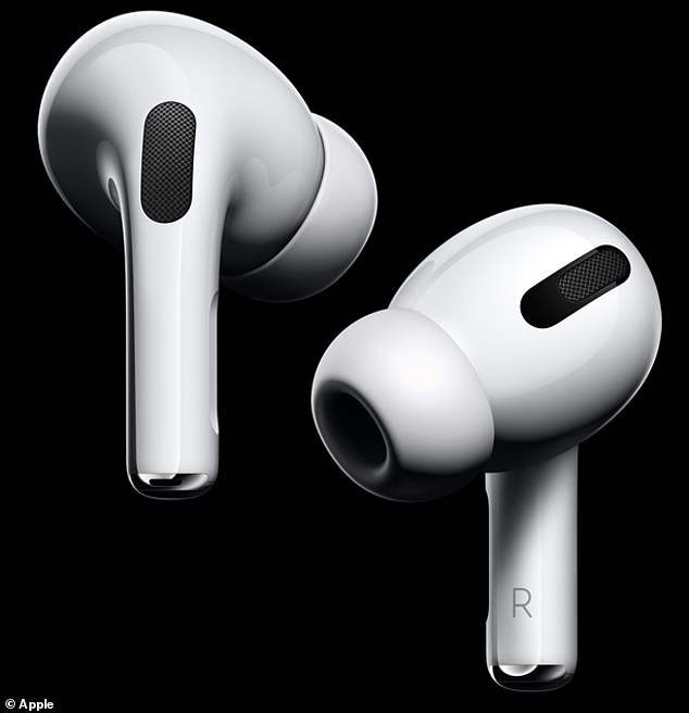 Apple has unveiled its highly-anticipated AirPods Pro earbuds that feature Noise Cancellation and immersive sound functionality