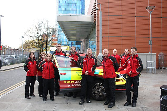 The Physician Response Unit (PRU), a 'portable A&E unit' that treats patients in life-threatening situations, has saved an NHS trust £500,000 in one year
