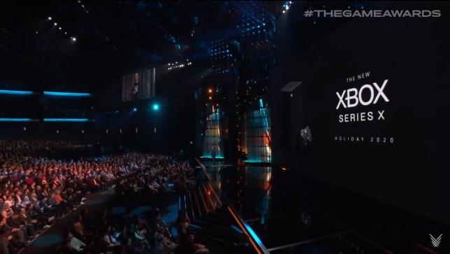 Xbox Series X reveal