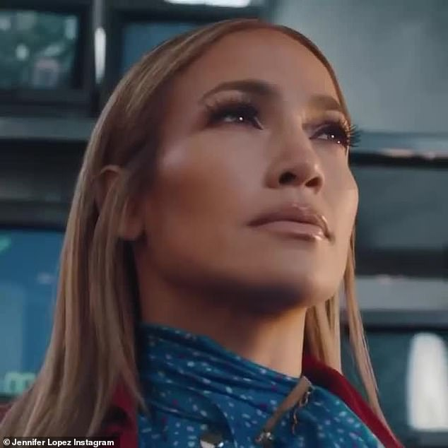Jenny is back:Jennifer Lopez shared a video for her 115M Instagram followers on Wednesday where she was plugging Coach, the US brand she has become a spokesperson for