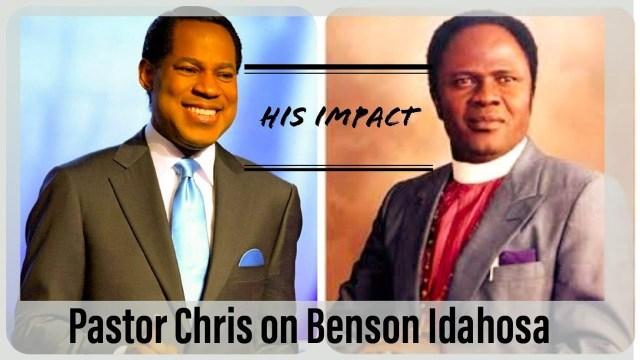 Archbishop Idahosa told me about his death – Oyakhilome