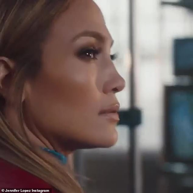 Bronx vibes:Her first line in the clip is 'no matter where I go I know where I came from' and then there is an image of the Brooklyn bridge. The star was raised in the Bronx