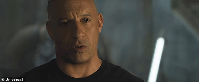 Delay: Vin Diesel's Fast & Furious sequel F9 release pushed back a year as Hollywood rushes to respond to coronavirus pandemic