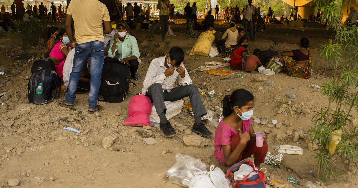 India Extends Lockdown Amid The Coronavirus Pandemic