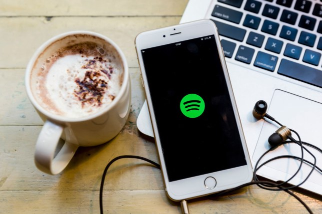 Spotify users have been calling for the cap to be lifted for years (Photo by Yu Chun Christopher Wong/S3studio/Getty Images)