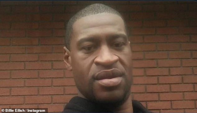 RIP: George Floyddied after a white police officer pinned him to the ground with a knee into his neck for eight minutes and 46 seconds on May 25