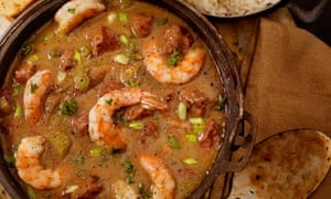 Gumbo, a rewarding investment of time.