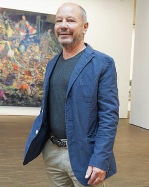 Art collector Thomas Olbricht