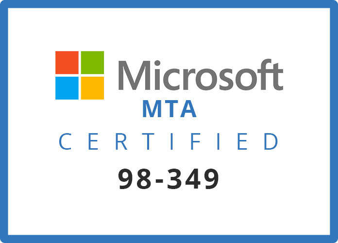6 Main Topics of Microsoft 98-349 Exam That You Need to Master Before Evaluating Your Knowledge Level with Practice Tests