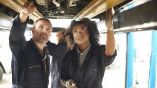 Trainee mechanic