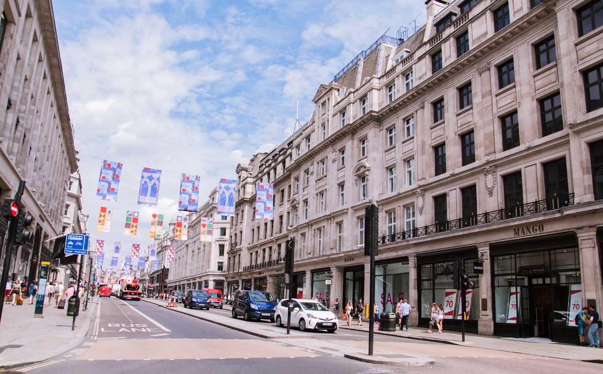 UK high streets to get 830 million pound boost