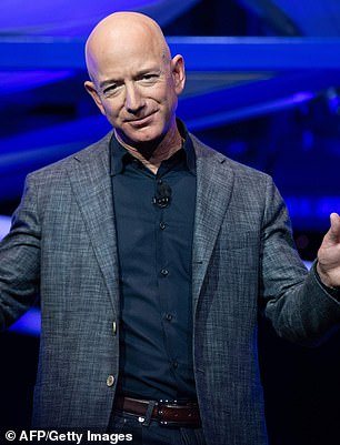 The documents state the Jeff Bezos-owned company can move forward with creating its Kuiper System, which is set to launch 3,236 internet beaming satellites.