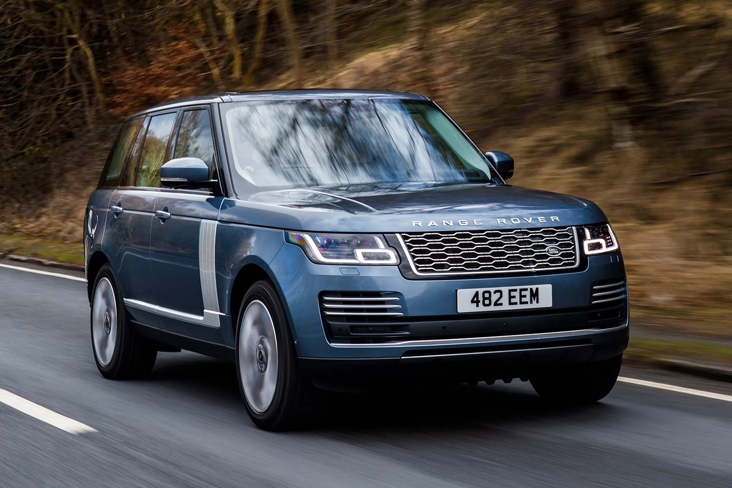 Top 10 Sustainable Luxury Cars for 2020: Range Rover PHEV