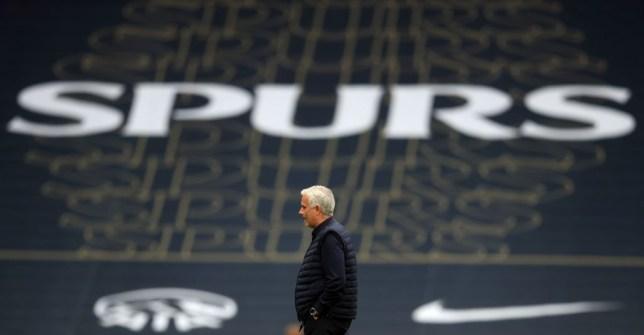 All or Nothing Tottenham Hotspur Amazon documentary review Jose Mourinho