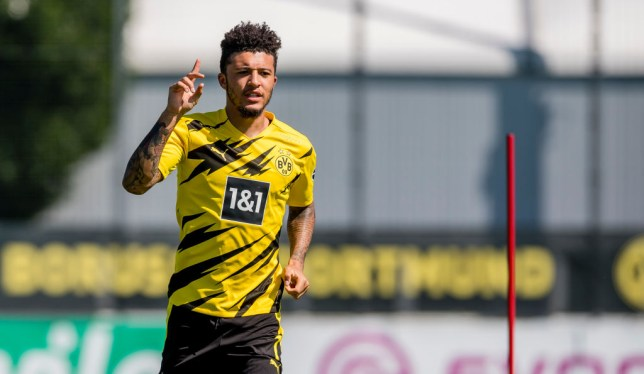 Sancho is United's top priority signing