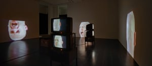 Unsettling … video work Anthro/Socio (Rinde Spinning).