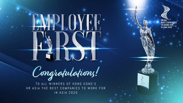 Announcing the Winners of HR Asia Best Companies to Work for in Asia – Hong Kong