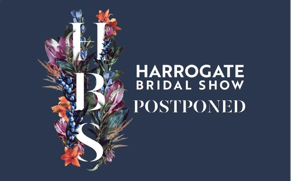 Harrogate Bridal Show 2020 postponed until 2021