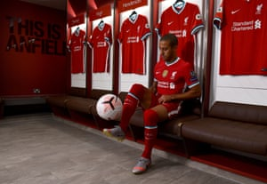 Thiago Alcântara's signing signals a step back towards the mainstream by Jürgen Klopp.