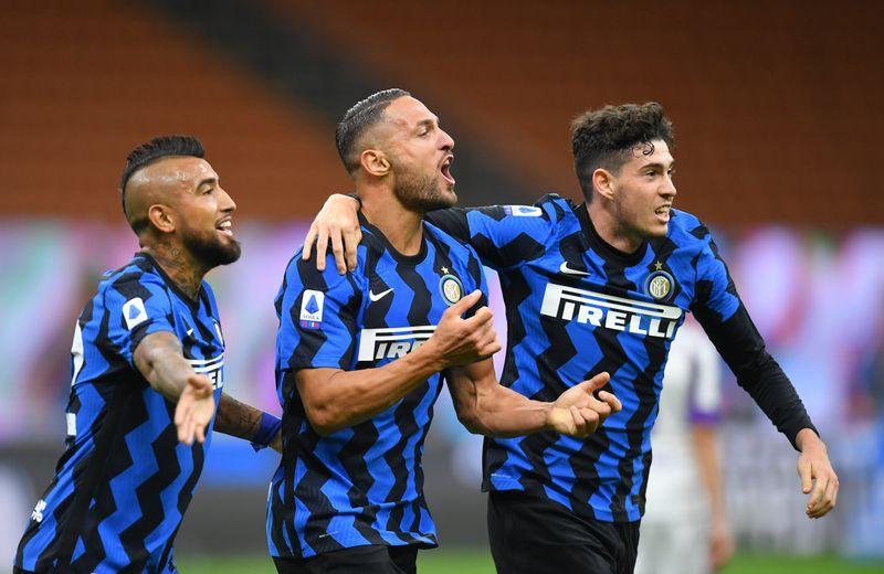 © Reuters. Serie A - Inter Milan v Fiorentina