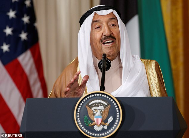 The ruler of Kuwait, Sheikh Sabah al-Ahmad al-Sabah, has died at the age of 91