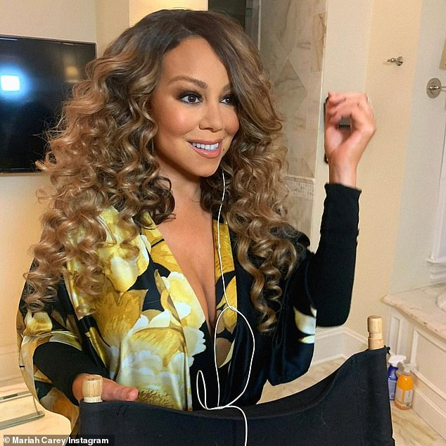 New gig?Less than a month after it was revealed The Voice would be moving from Channel Nine to Channel, it's been reported Mariah Carey (pictured) will be replacing Delta Goodrem
