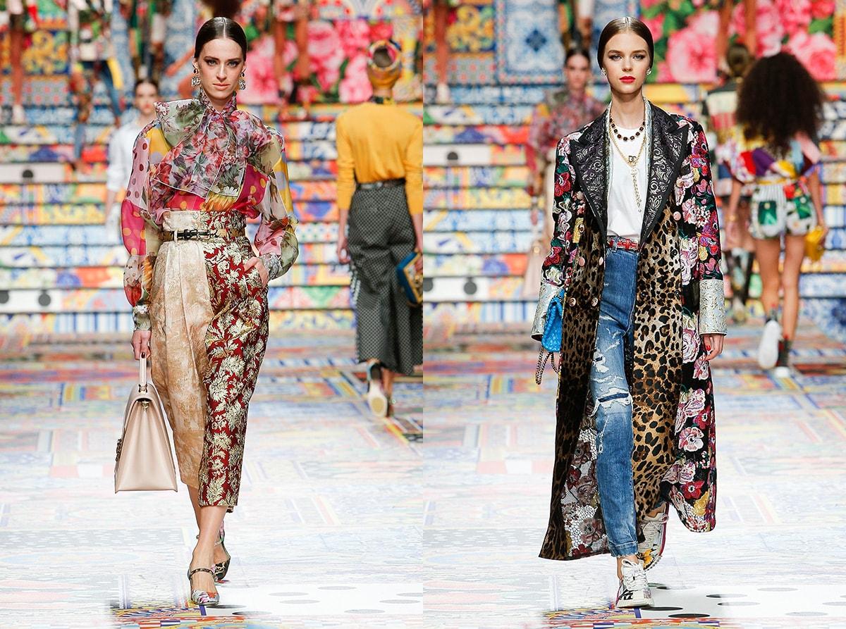 Milan fashion week: SS21 top trends