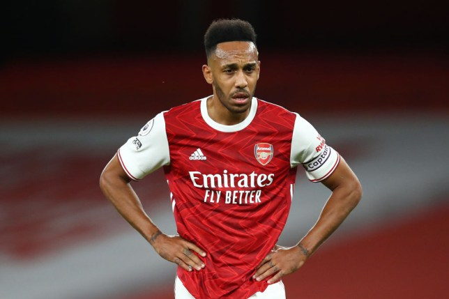 Pierre-Emerick Aubameyang has angered some Arsenal suporters with his activity on Twitter