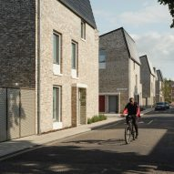 Goldsmith Street social housing by Mikhail Riches with Cathy Hawley in Norwich