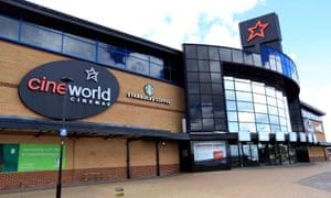 Cineworld branch