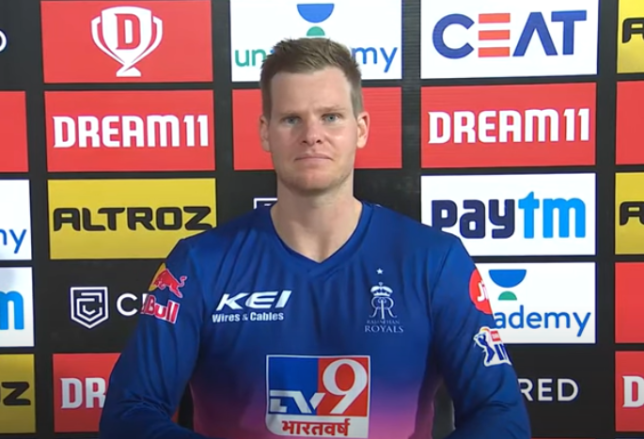 Steve Smith's Rajasthan Royals completed a record-breaking IPL chase