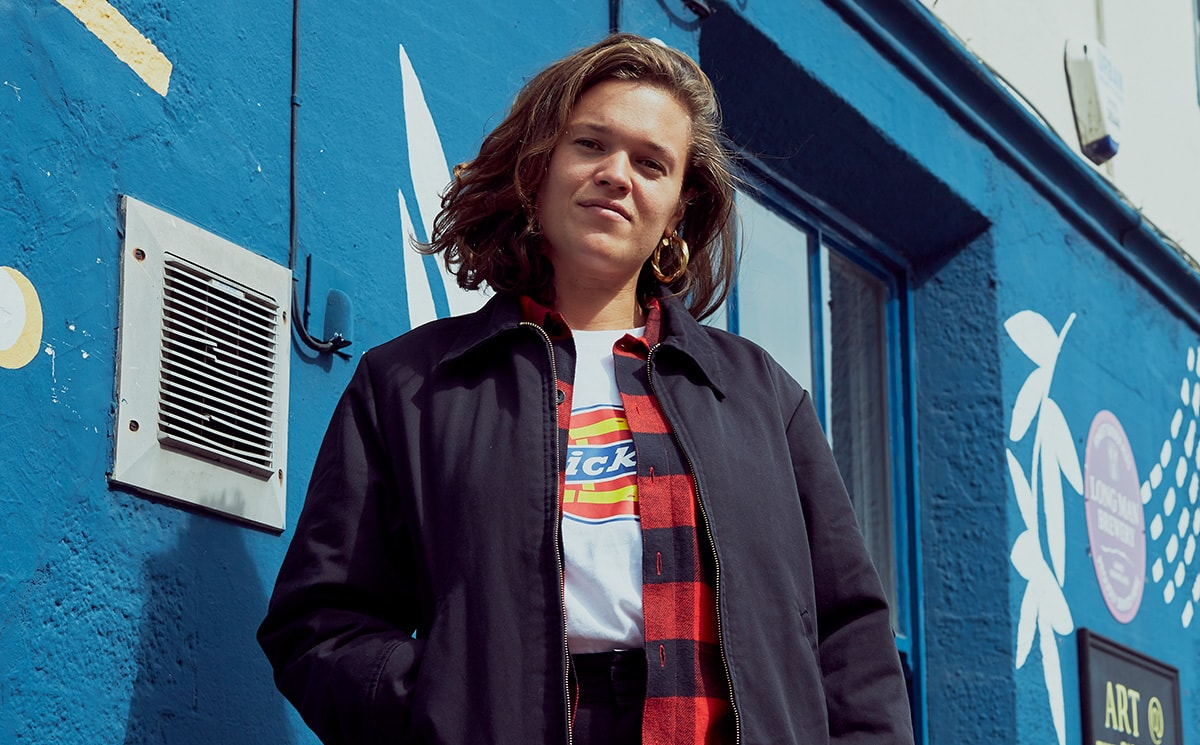 The 'United by Dickies' Brand Campaign Shines A Light on A Global Community of Makers Including Kem Klipper and Amy Isles Freeman