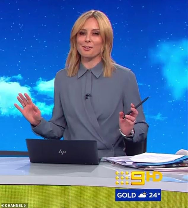 Ratings surge: The previous figures represented a triumphant leap in the ratings for Today, which had previously dragged around 70,000 viewers behind Sunrise back in June