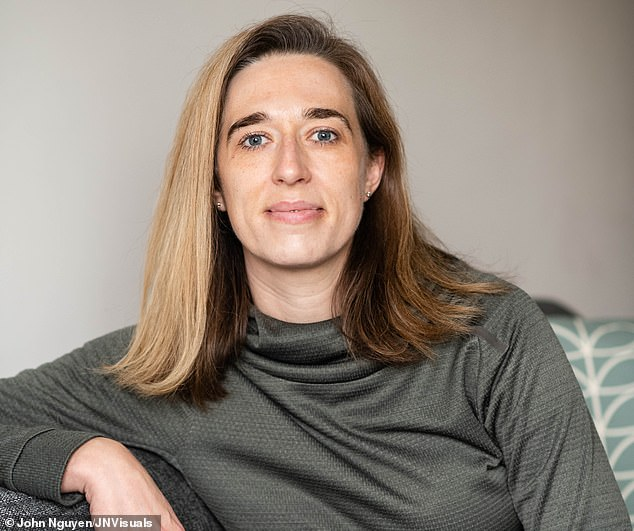 Nathalie MacDermott, 38, an academic clinical lecturer at King's College London, said she has beenreferred to a neurologist
